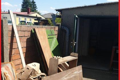 Wohnungsräumung